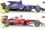 F1 2017 khác biệt: Ngầu hơn, nhanh hơn và hết thời độc bá