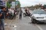 Hà Tĩnh: Ôtô đâm xe máy, ba mẹ con thương vong