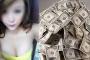 'Ngã ngửa' vì yêu cầu tuyển chồng lương 11 tỷ đồng của người đẹp