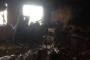 Cảnh hoang tàn trong căn hộ cháy đen sau vụ hỏa hoạn London