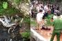 Hà Nội: Phát hiện người đàn ông cắm đầu xuống mương nước tử vong