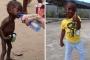 Hình ảnh mới nhất của cậu bé từng bị bỏ đói được giải cứu gây chấn động thế giới