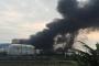Hải Dương: Cháy lớn tại nhà máy thức ăn chăn nuôi