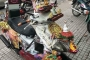 Dân mạng cười ngất với chiếc 'xe máy cõi thiên thai' - sản phẩm 'trừ tà' giúp chủ nhân bình an giữa tháng cô hồn