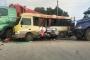 'Soi' tốc độ 3 chiếc ô tô trong vụ đâm xe liên hoàn trên đại lộ Thăng Long