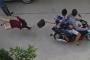 Bắt 2 tên cướp giật túi xách khiến người phụ nữ đập đầu xuống đường