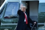 Donald Trump chính thức rời Nhà Trắng