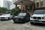 Cận cảnh hàng chục xe sang cùng lượng tiền mặt 'khủng' vừa bị thu giữ trong đường dây đánh bạc ở Hà Nội