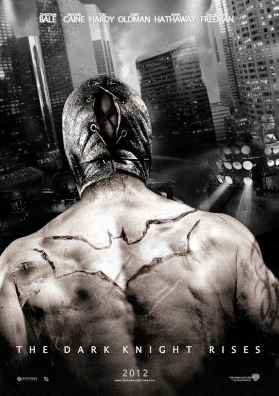 Người Dơi 3 – The Dark Knight Rises