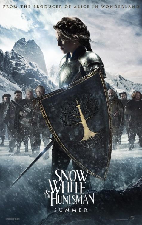Snow White And The Huntsman - Nàng Bạch Tuyết Và Chàng Thợ Săn
