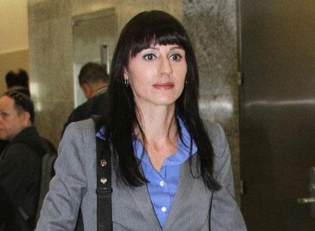 Cô giáo Erin Sayar.