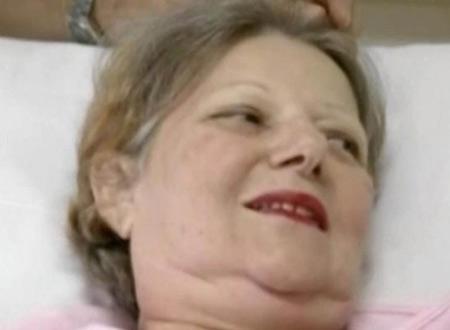 Cụ bà Antonia Leticia Rovati Asti làm mẹ ở tuổi 61
