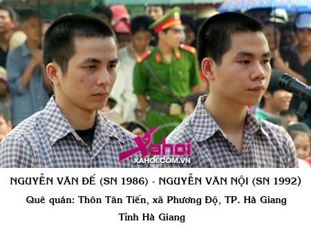 Hồ sơ sát thủ (P13): Hai anh em giết người, hiếp dâm chấn động tỉnh Hà Giang