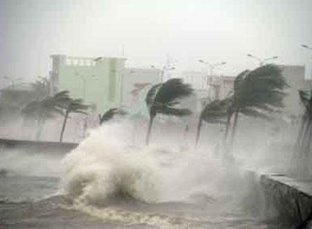 Lập Sở chỉ huy tiền phương ứng phó bão số 7