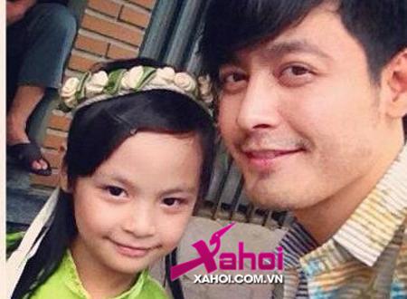 Phan Anh và con gái