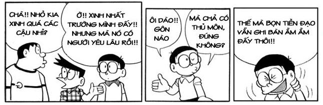 Đôrêmon chế (P106): Ai cũng phải thua | Đôrêmon, Chế Đôrêmon, Nobita, Truyện tranh Đôrêmon, Thư giãn, Truyện chế Đôrêmon