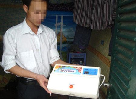Một khách hàng phản ánh về máy ozon của Sinh Lợi (Thiên Ngọc Minh Uy)
