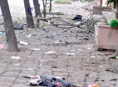 Vụ nổ kinh hoàng ở Bắc Ninh khiến hai người tan xác là do mìn