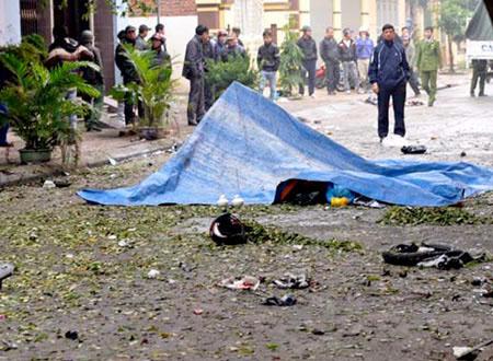 Nổ lớn ở Bắc Ninh: 2 nạn nhân đã tự làm mìn nổ?