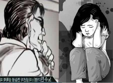Cặp song sinh 13 tuổi bị ông ngoại 78 tuổi ấu dâm