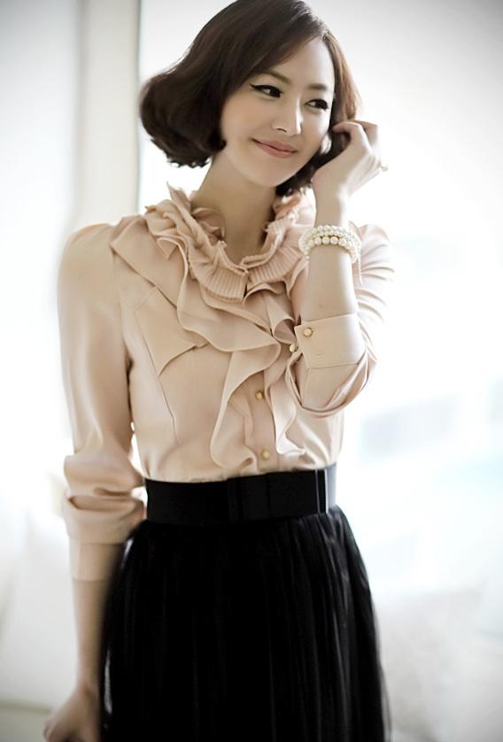 8jtxywe1jpg1328849548 Váy công sở đẹp mùa hè 2012