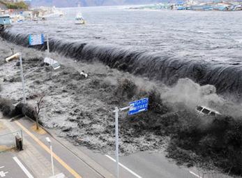 Những bức ảnh không thể quên về thảm họa kép Nhật Bản