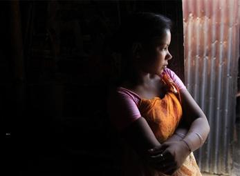 Đột nhập nhà thổ trẻ con nổi tiếng ở Bangladesh