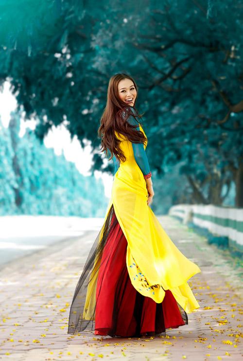 May áo dài đẹp rẻ nhất sài gòn