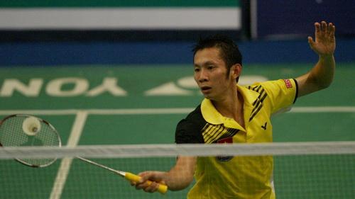 Giải cầu lông Úc mở rộng 2012: Tiến Minh về nhì