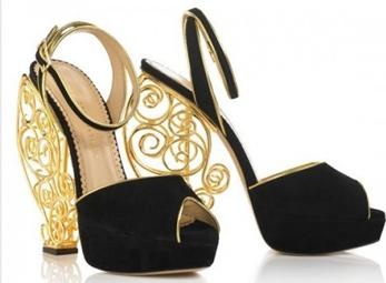 BST giày Charlotte Olympia 2012 hấp dẫn đầy phong cách