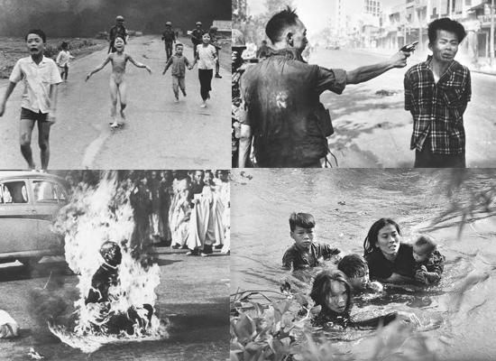 Những bức ảnh nổi tiếng thế giới về Việt Nam