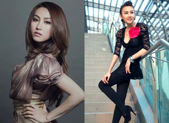 Ngân Khánh cũng bị cuốn vào cơn bão bán dâm rung chuyển showbiz Việt vừa qua.
