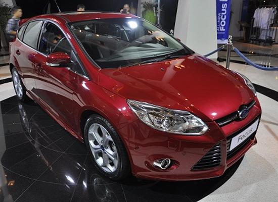 Ford Focus mới ra mắt giới truyền thông tại Krabi, Thái Lan