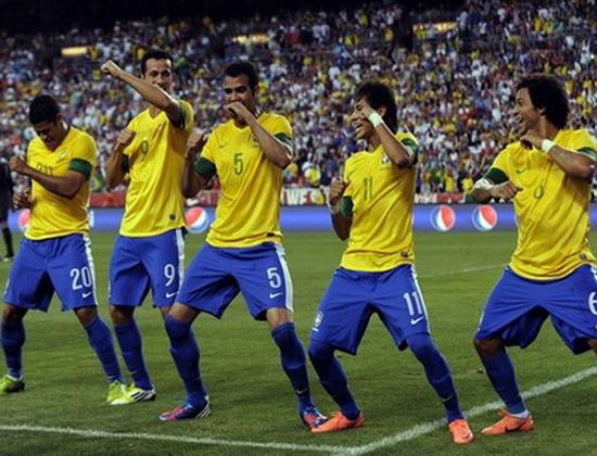 Dàn hảo thủ dự Olympic 2012 của Brazil