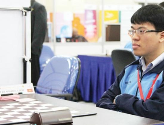 Lê Quang Liêm sẽ có cơ hội thi đấu với nhiều kỳ thủ xuất sắc tại giải đấu chất lượng này
