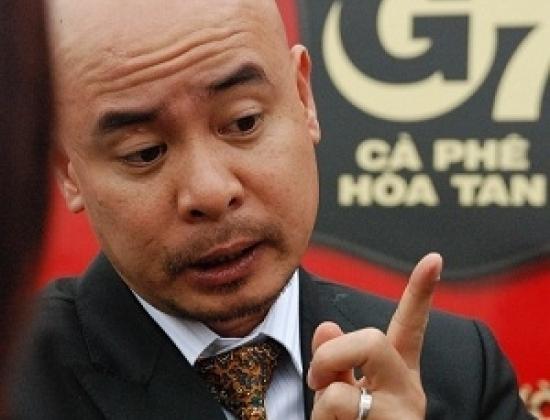 Đặng Lê Nguyên Vũ, Chủ tịch HĐQT Tập đoàn Trung Nguyên
