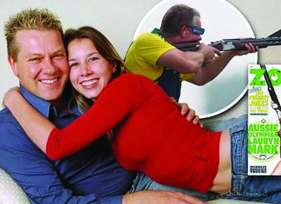 Vợ chồng Russell và Lauryn bị cấm ngủ cùng phòng