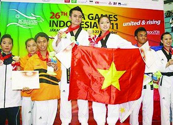 Việt Nam muốn có thêm những môn thế mạnh của mình tại giải