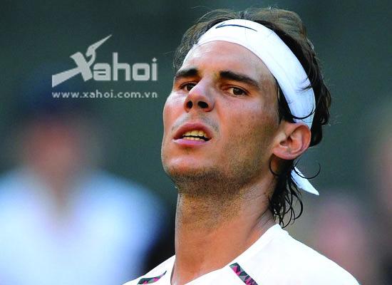 Rafael Nadal đang đánh mất đi sự tự tin của mình