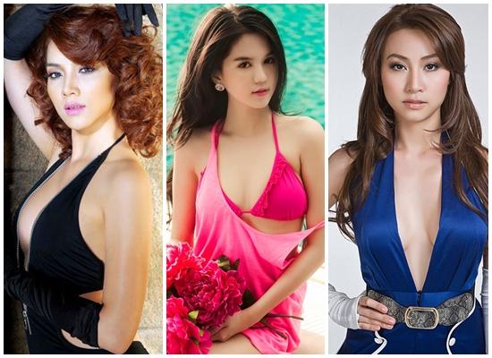 Những tên tuổi đình đám trong showbiz Việt