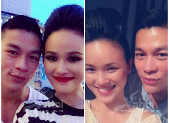 Tuyết Lan và NTK Adrian Anh Tuấn sẽ là một cặp đẹp đôi trong làng thời trang Việt?