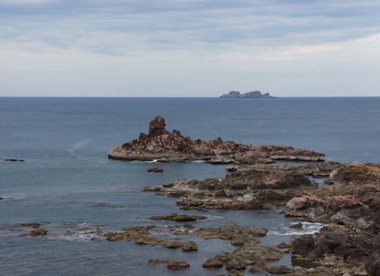 Biển chiều trên bán đảo Nhơn Lý