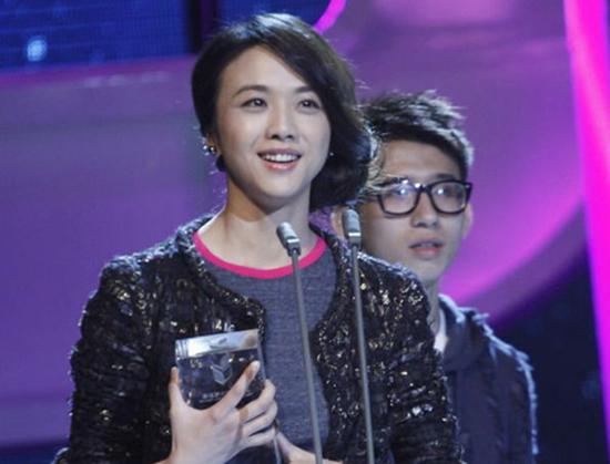 Ngôi sao Sắc, giới bất ngờ nhận giải Nữ diễn viên được chú ý nhất tại LHP First.
