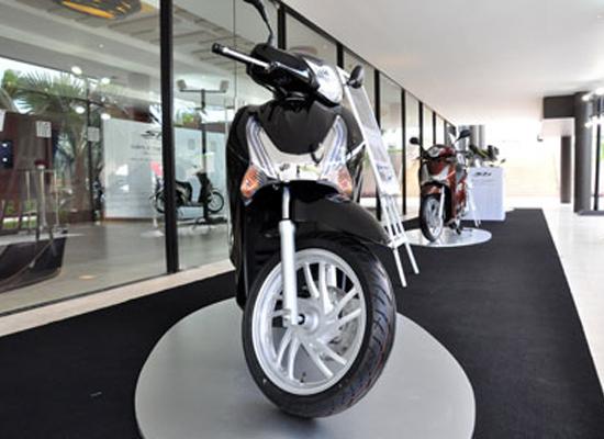 Honda SH mới