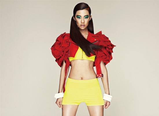 Sắc màu thời trang cá tính giúp mùa hè thêm sôi động