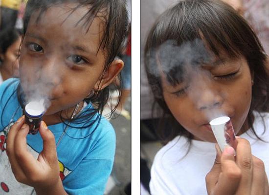 Trò chơi này sẽ khuyến khích trẻ em hút thuốc lá khi lớn lên