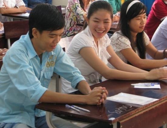 253 trường công bố điểm thi Đại học, Cao đẳng 2012
