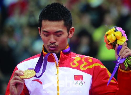 Lin Dan bảo vệ thành công tấm HCV Olympic