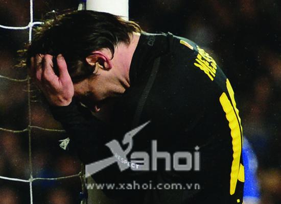 Một mùa giải khó khăn nữa đang chờ Messi và các đồng đội
