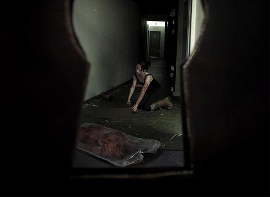 Hàng ngày, những nữ tù nhân phải tự mình tìm cách sống sót (Ảnh minh họa)